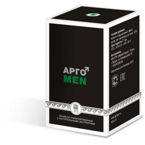 Конфеты с растительными экстрактами АргоMeN  г. Архангельск