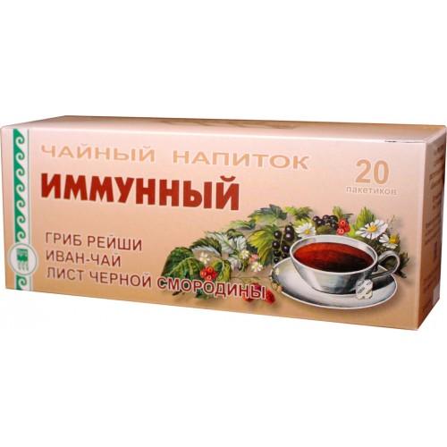 Напиток чайный Иммунный  г. Архангельск