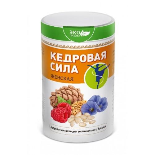 Продукт белково-витаминный Кедровая сила - Женская  г. Архангельск